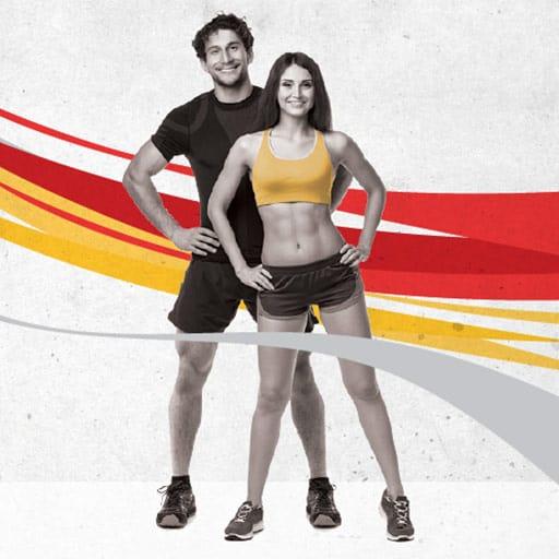 life&fitness רשת חדרי כושר